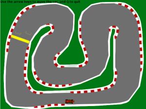 The X racing development